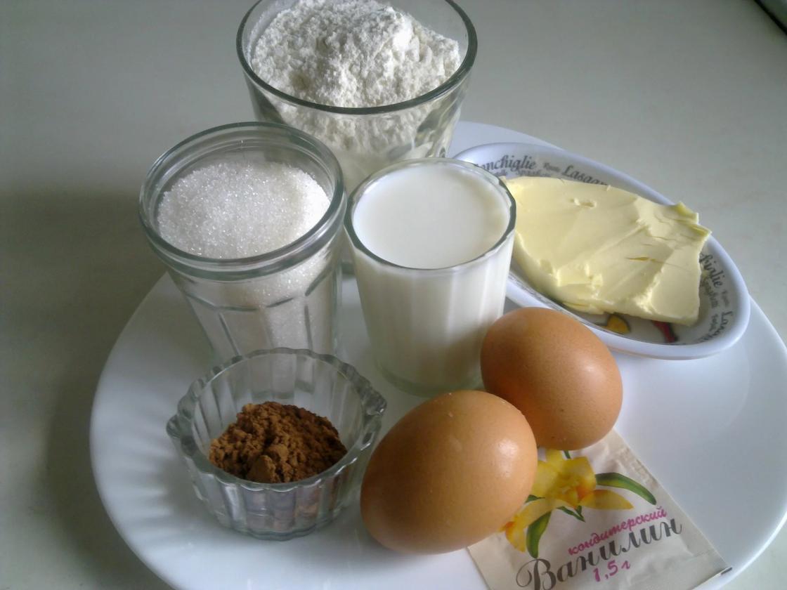 Рецепт эклеров с белковым кремом
