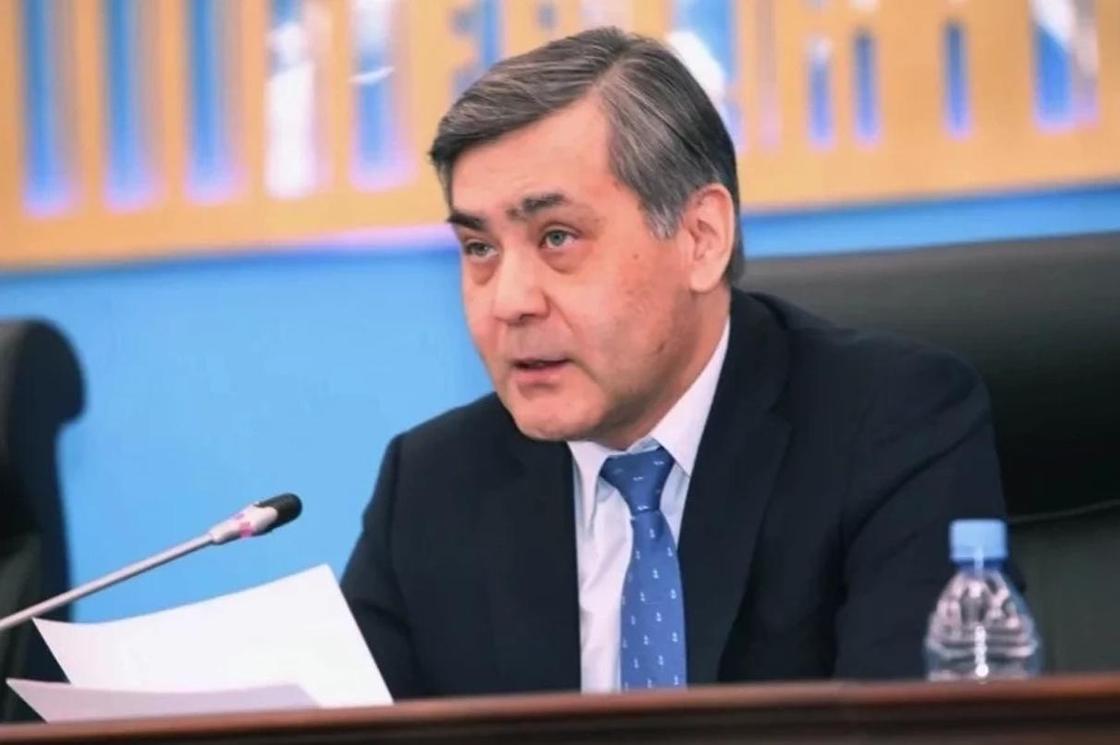 Нурлан Ермекбаев освобожден от должности министра по делам религий