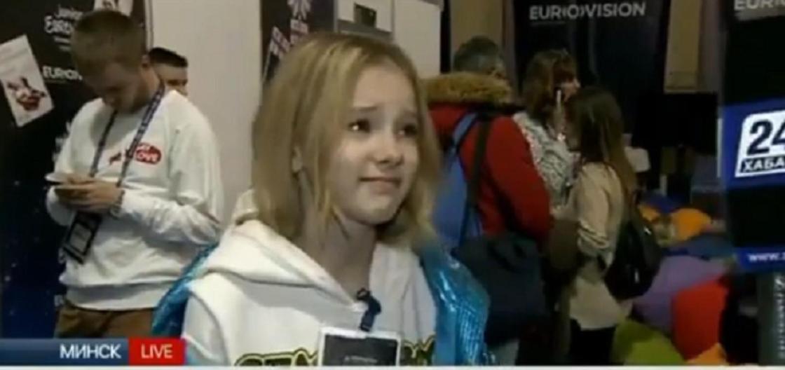 """Данэлия Тулешова высказалась о своем выступлении на """"Детском Евровидении"""" (видео)"""