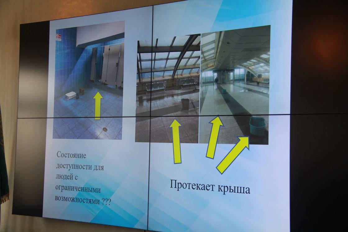 Общественники обнаружили множество проблем и нарушений на железнодорожных вокзалах Алматы
