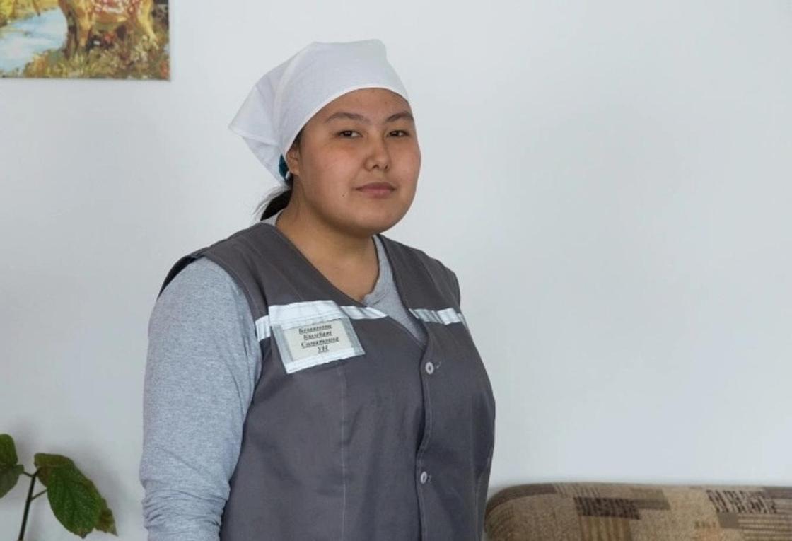 «Я убила отчима преднамеренно»: казахстанка рассказала о жизни за решеткой с 16 лет