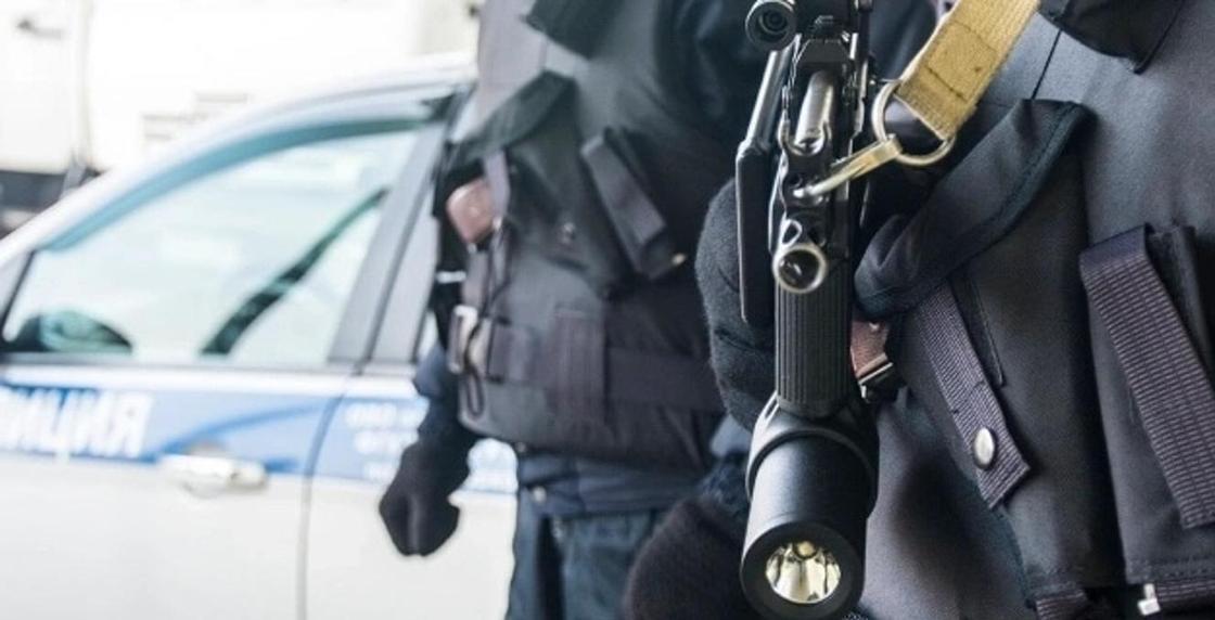 Задержали подозреваемых в краже оружия и боеприпасов в Алматинской области