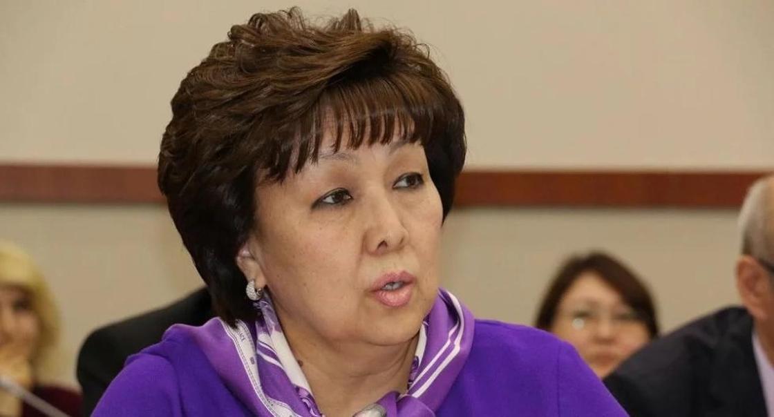 Загипа Балиева сообщила о проверке по делу об «изнасиловании» мальчика в ЮКО