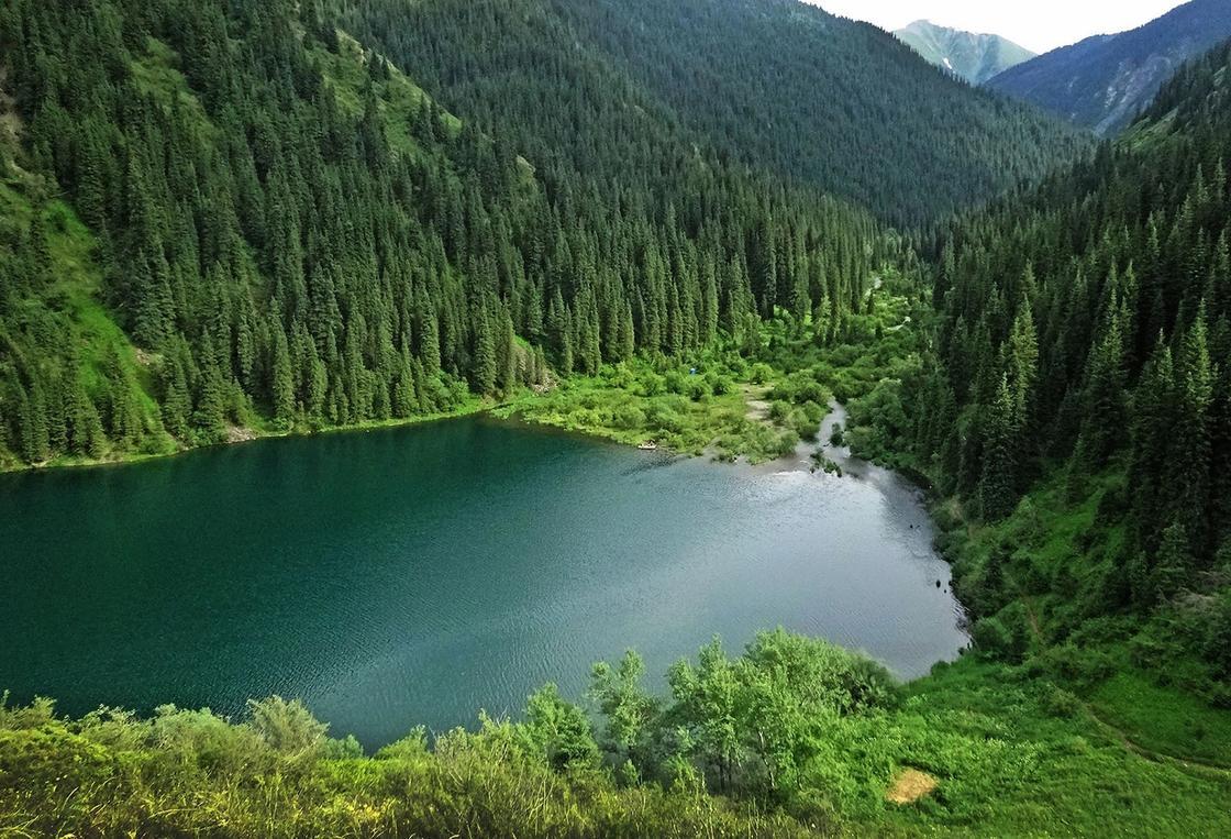 Где отдохнуть в Казахстане весной и летом