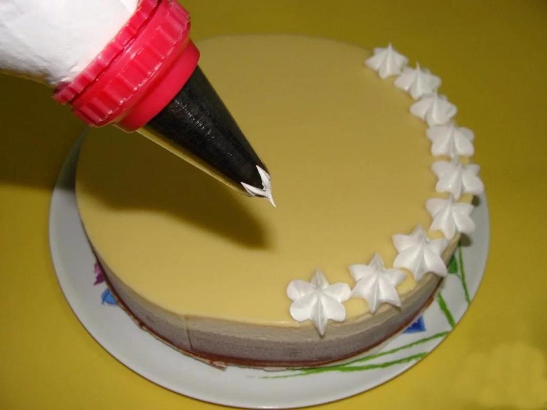 Белковый крем для торта: рецепт