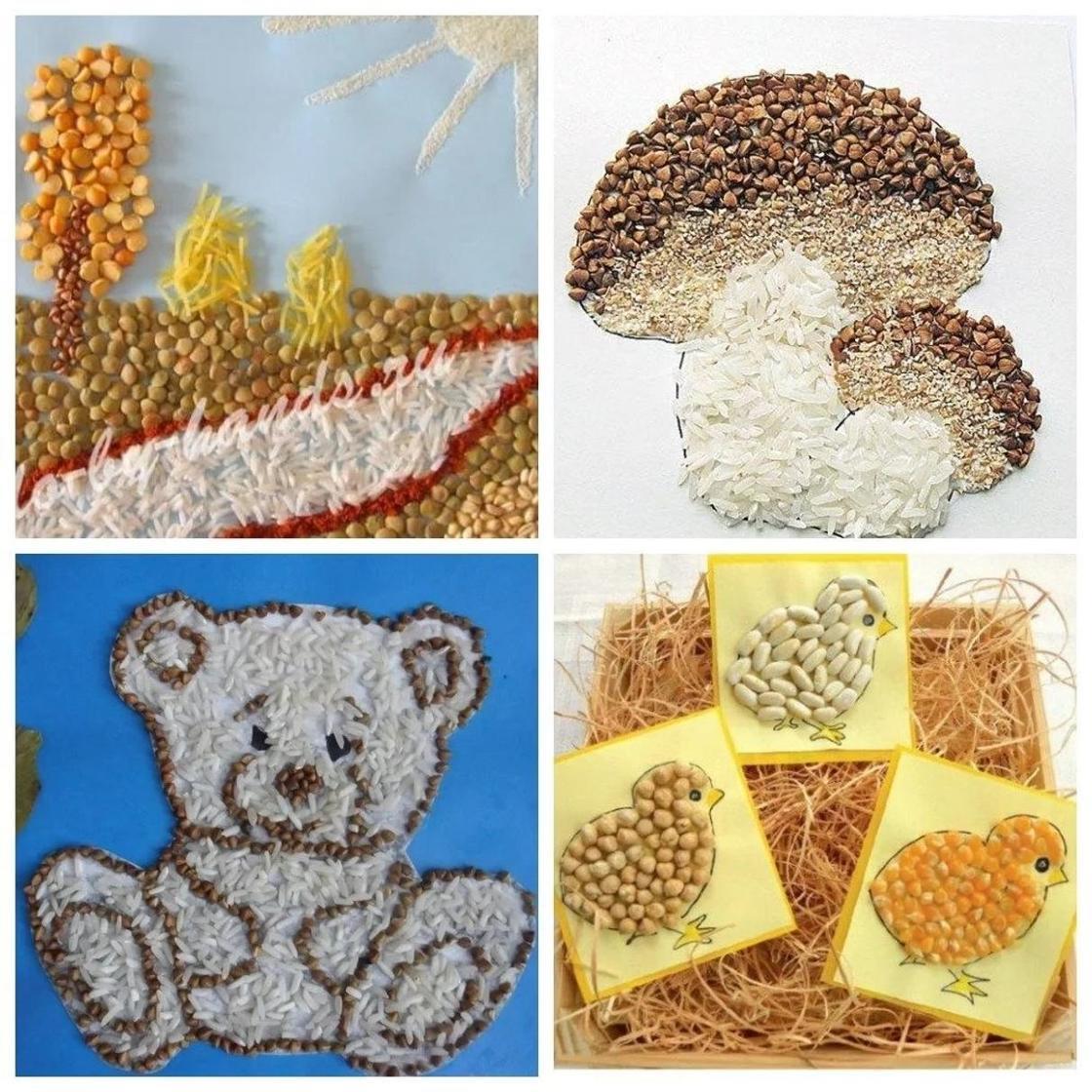 Поделки из природного материала своими руками для взрослых и детей