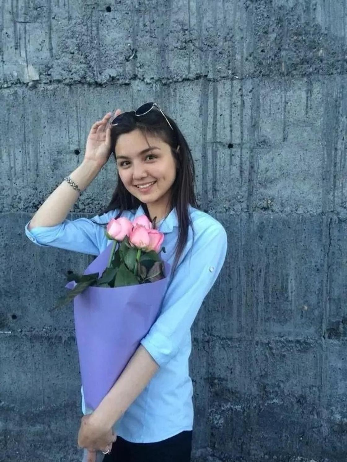 Қарағанды облысы: Қанафина Айым, 21 жаста - Miss Virtual Karaganda