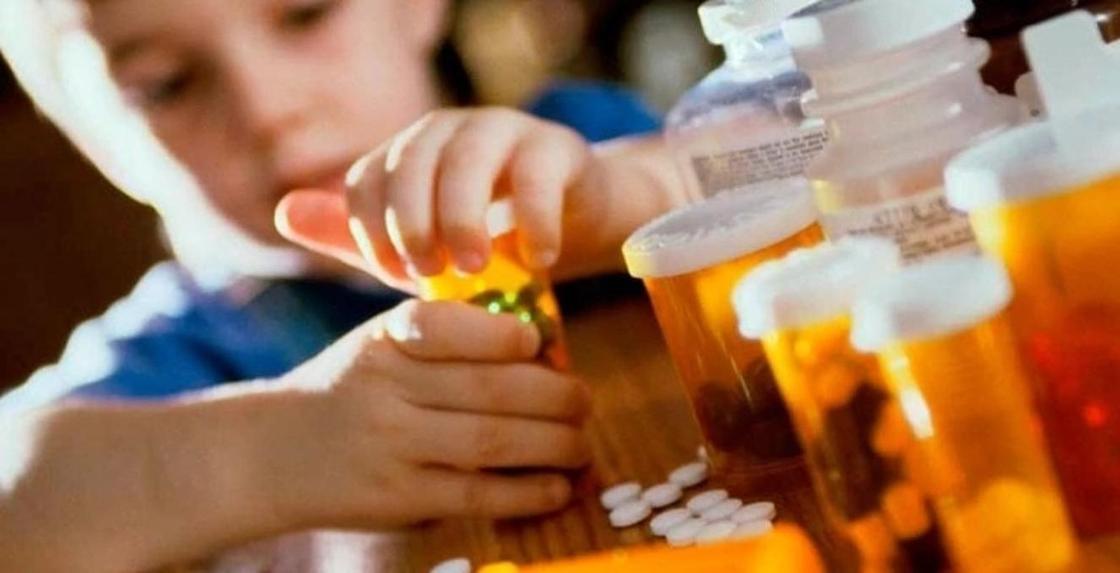 Четырехлетний ребенок отравился лекарствами в Караганде