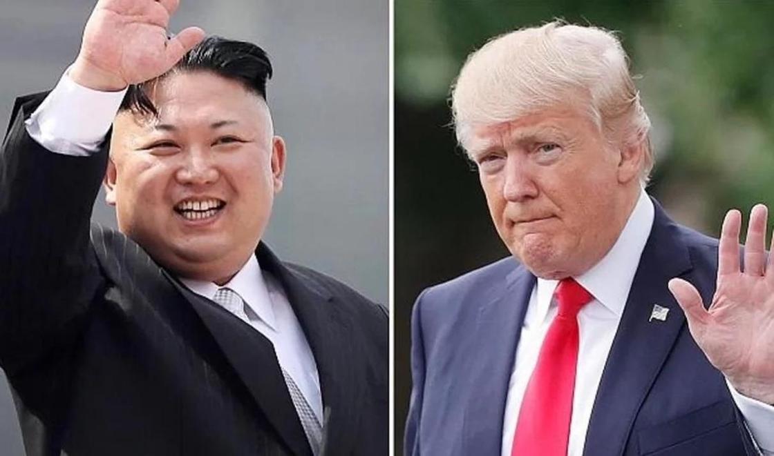 Трамп готовится к встрече с Ким Чен Ыном