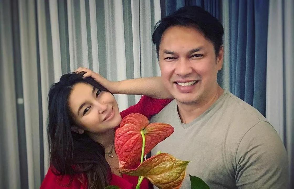 Аиша и Беркут. Фото: Instagram