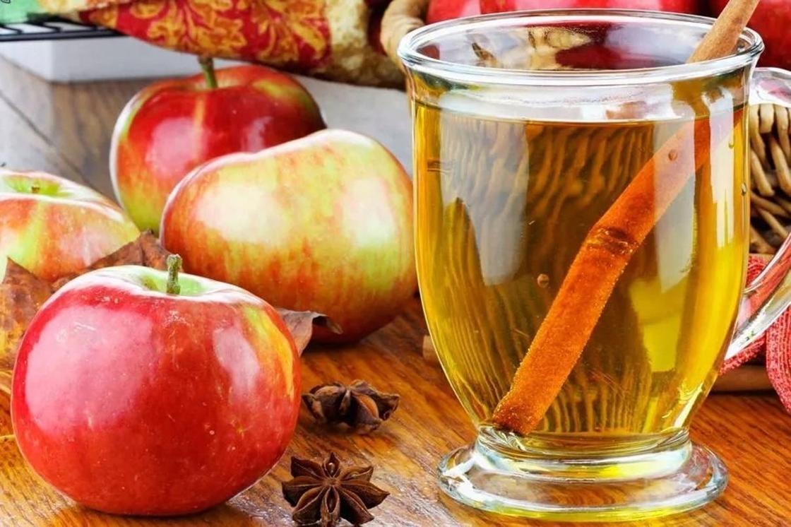 Яблочный уксус: применение в народной медицине