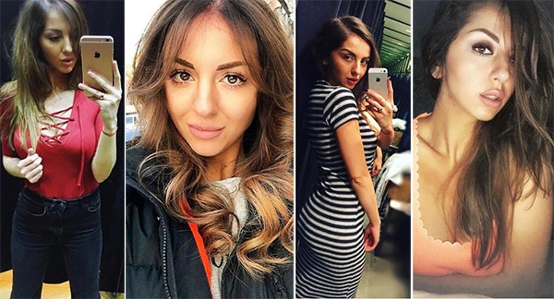 Самые горячие жены казахстанских футболистов