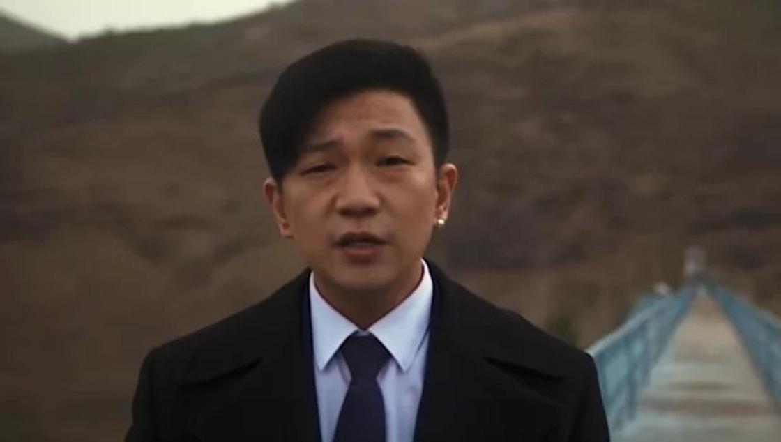 Роман Ким. Скриншот: YouTube