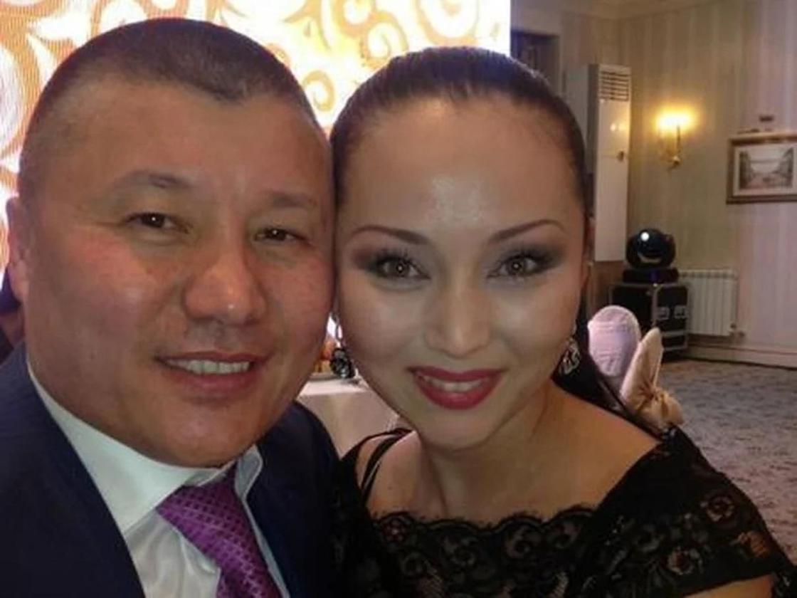 Бывший муж Баян Есентаевой признался, что избил ее из-за измены