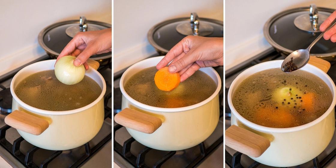 Как приготовить вкусный борщ со щавелем