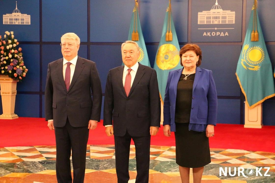 Новый посол России рассказал, как заходил к Путину перед встречей с Назарбаевым