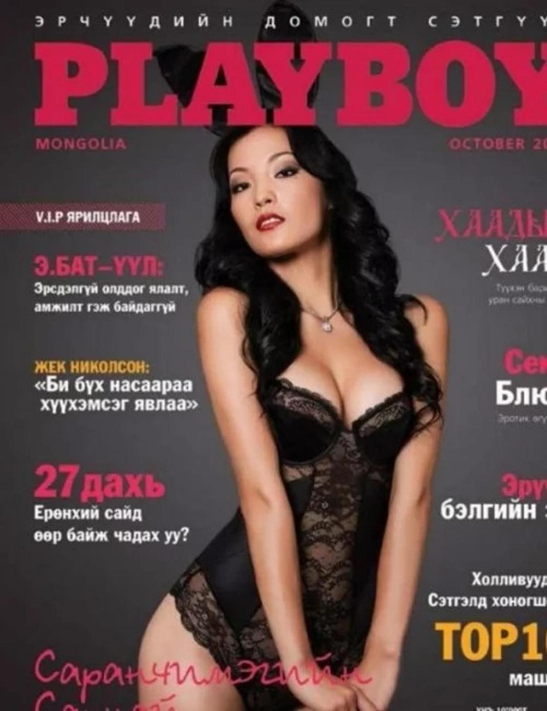 Мечта кочевника: самые желанные красотки монгольского Playboy