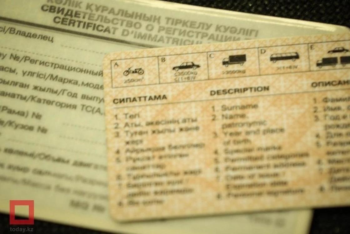 Изменения внесли в правила регистрации авто и получения прав