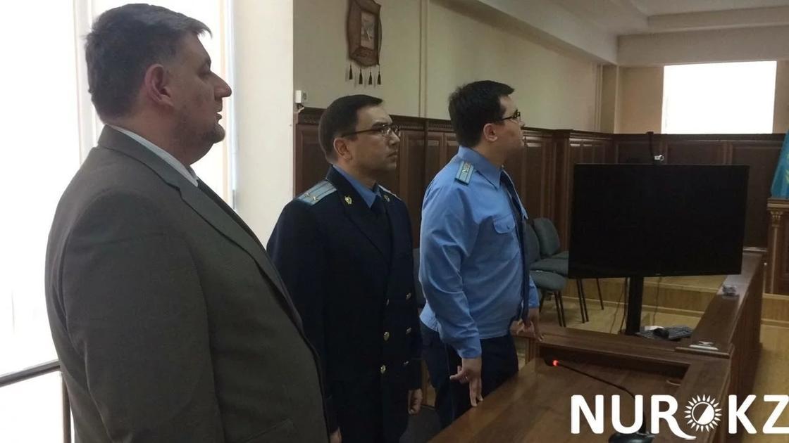 Муратхана Токмади приговорили к .... годам лишения свободы