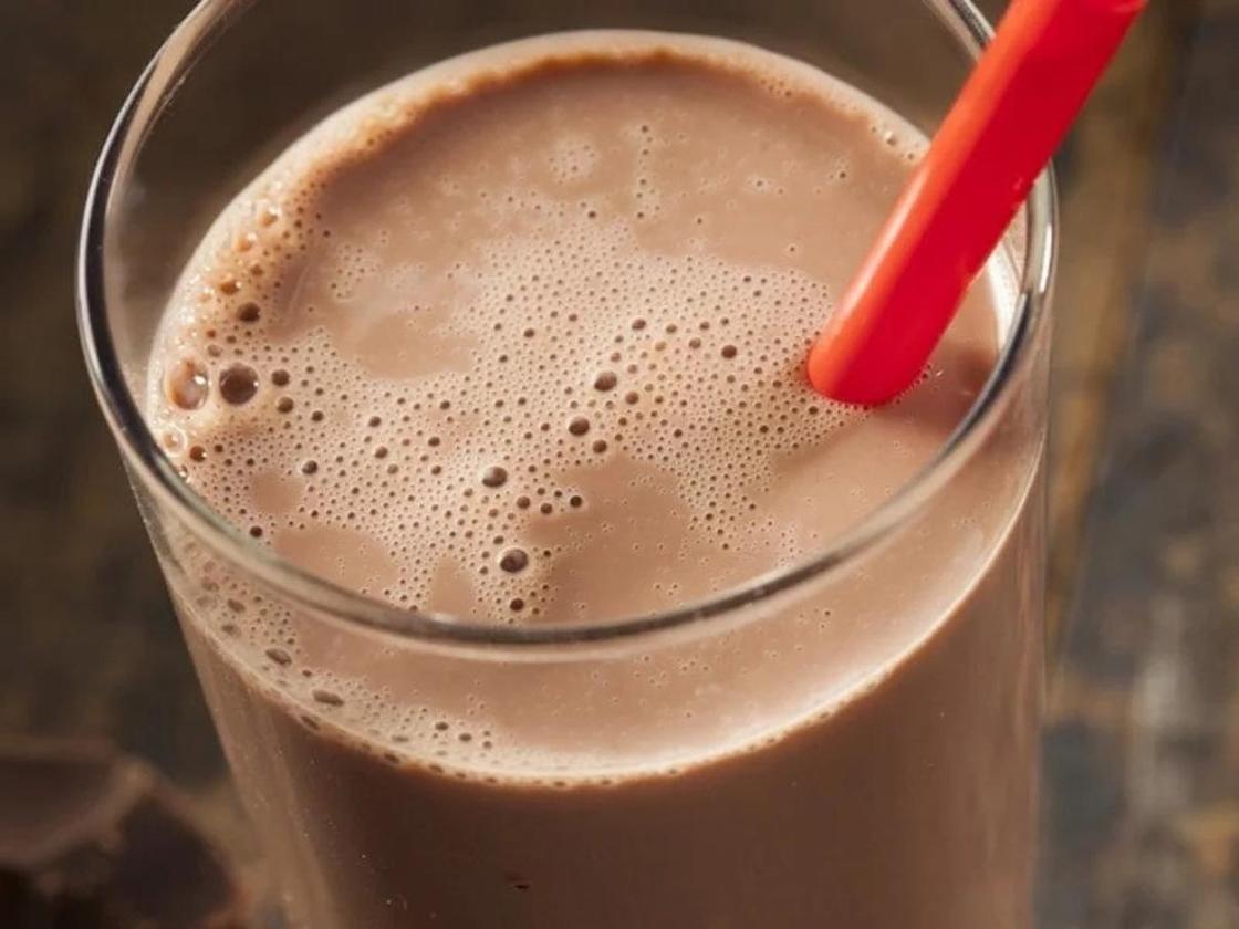 шоколадный молочный коктейль в домашних условиях