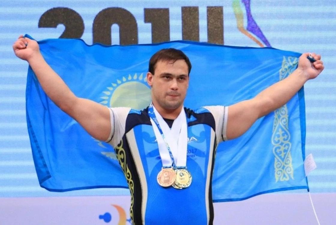 Илья Ильин. Фото: m.yk-news.kz