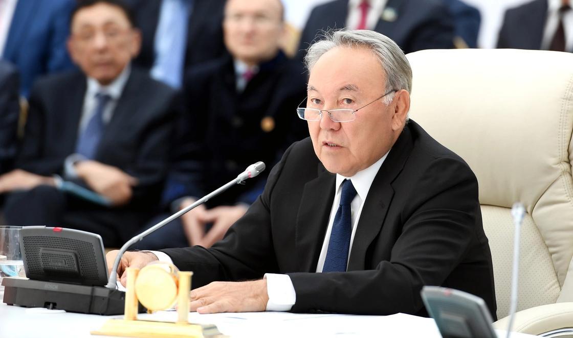 Назарбаев назвал пять глобальных мега-трендов планеты