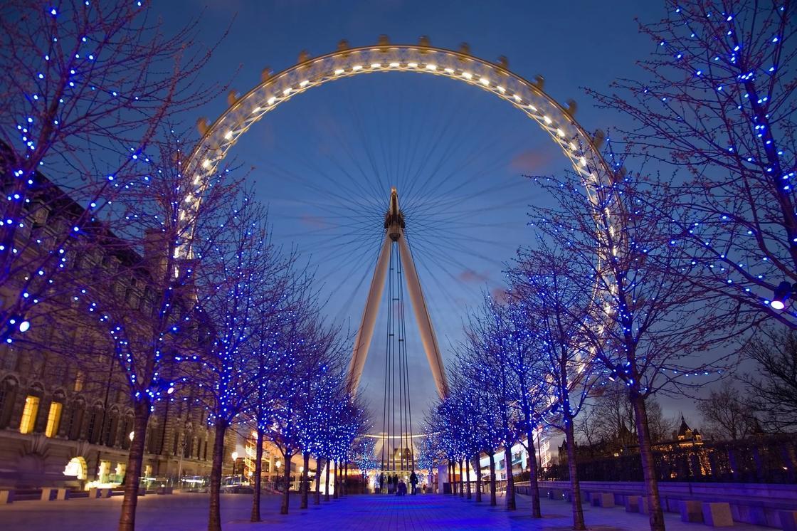 Око Лондона