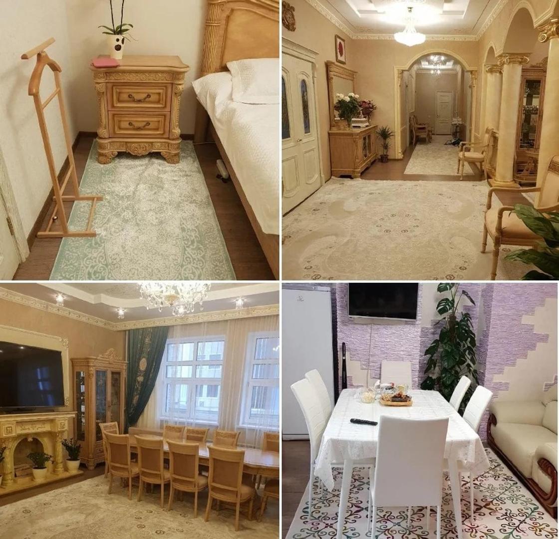 Квартира Алтынай Жорабаевой. Фото: Instagram