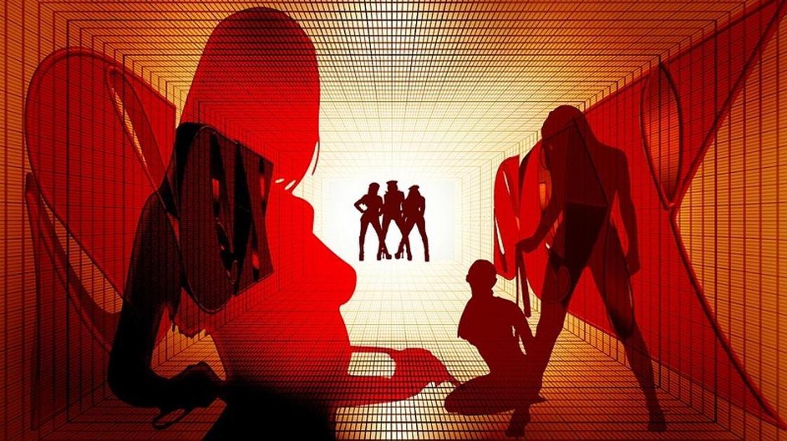 Семь девушек из Узбекистана задержали в Астане за проституцию
