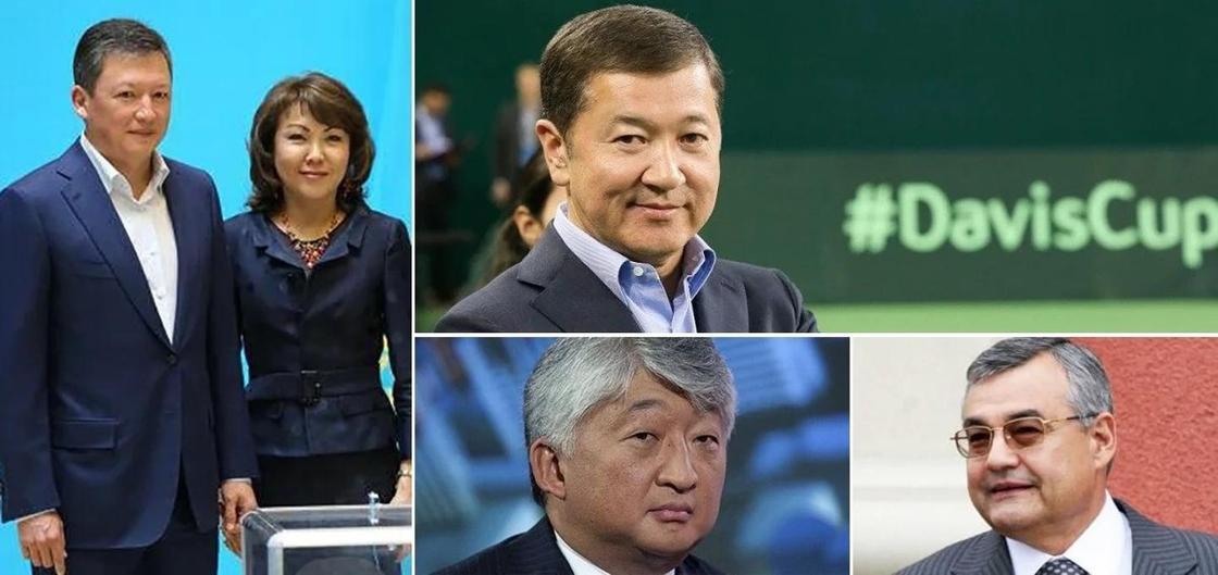 Казахстанские олигархи оказались богаче Трампа
