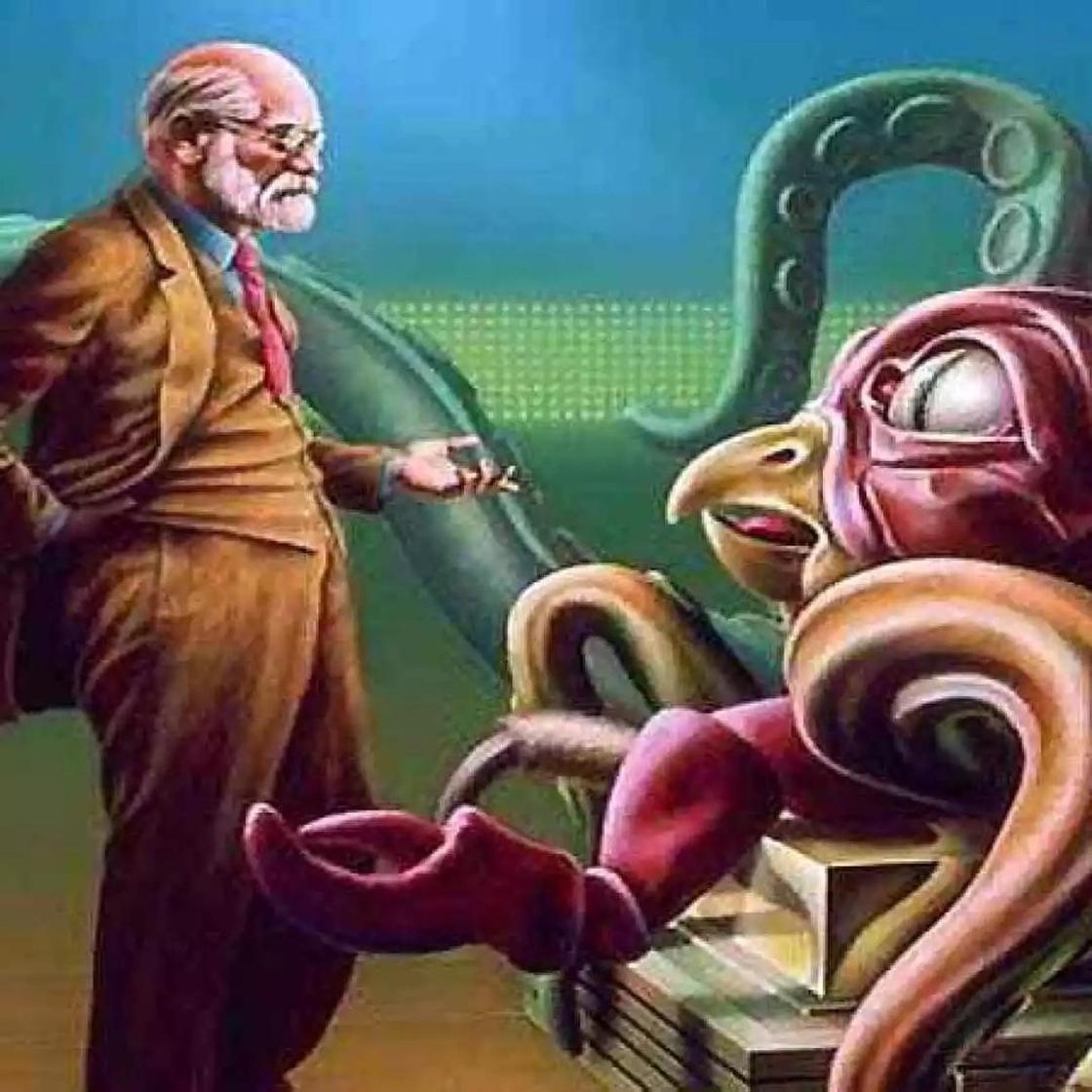 Зигмунд Фрейд: цитаты и афоризмы