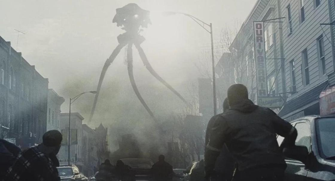 Фильмы про конец света: Война миров