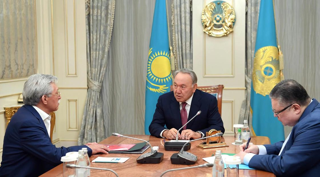Назарбаев высказался о казахстанском кино