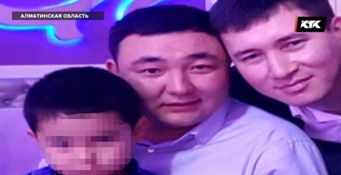 Убийство полицейского в Есике: разыскивают еще одного подозреваемого