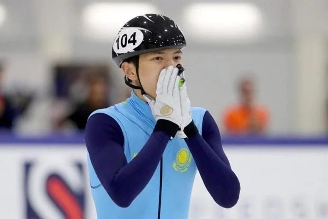 Қысқы Олимпиада: Қазақстан туын ұстаған спортшы бүгін бақ сынайды