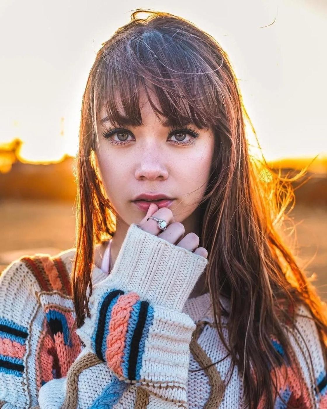 8 фотографий невероятно красивых девушек-метисок