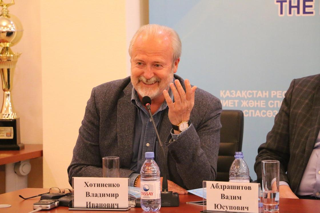 Мастера российского ВГИК: Казахстан для нас – родное фантастическое место