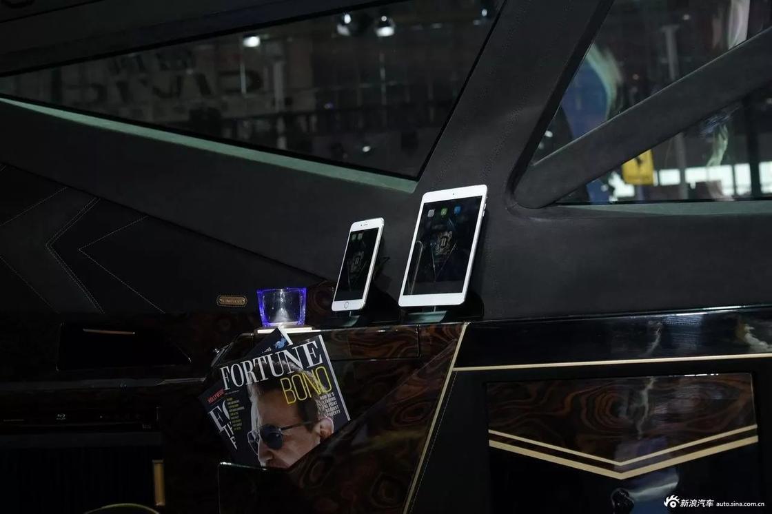 Китайская компания представила самый дорогой внедорожник в мире (фото, видео)