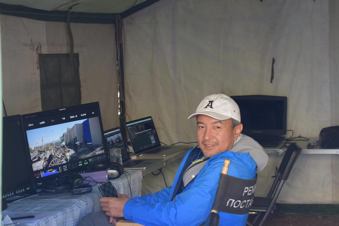 Акан Сатаев. Фото: NUR.KZ