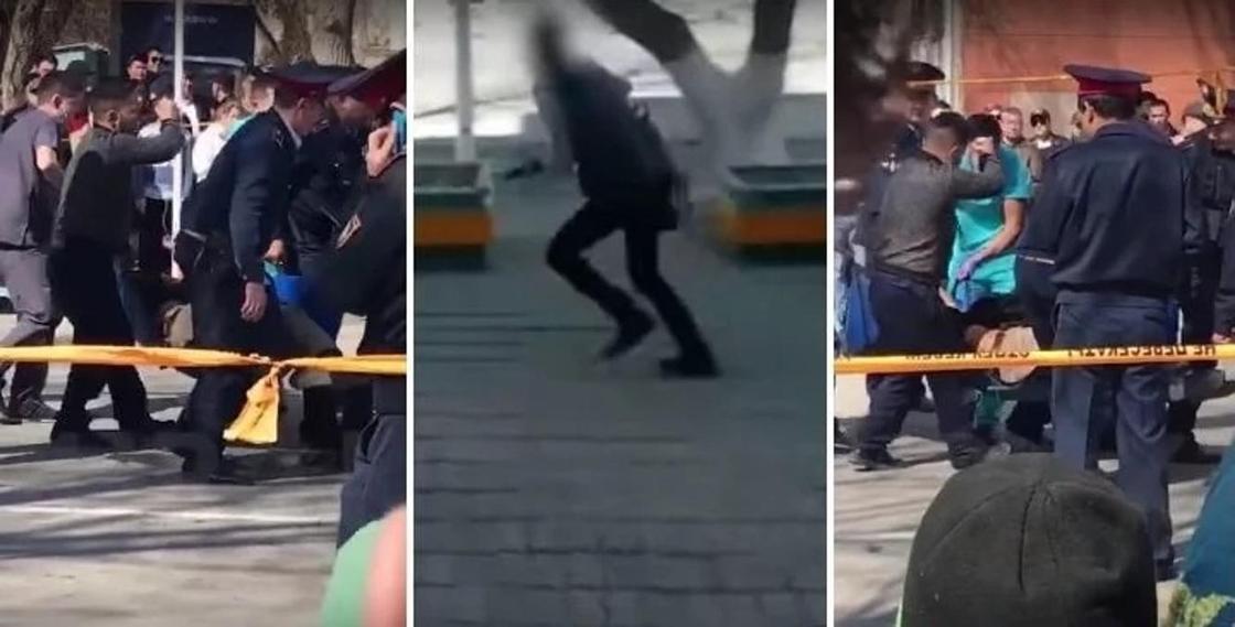 Подробности перестрелки в Кызылорде рассказали полицейские