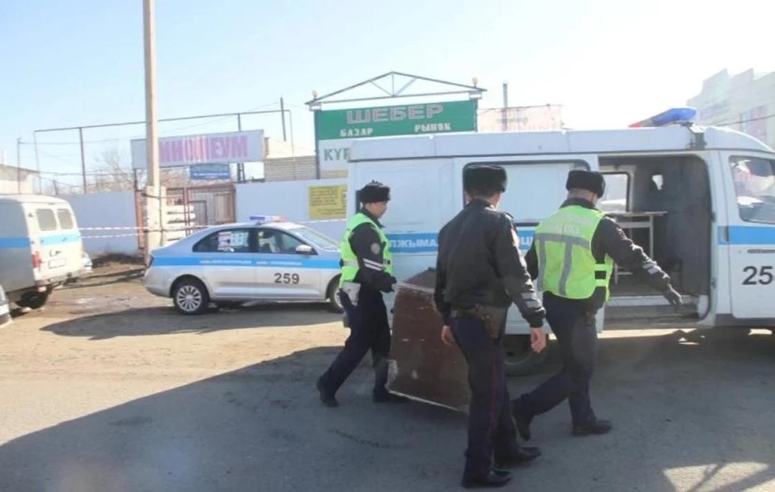 Труп в ящике: в Уральске найден подозреваемый
