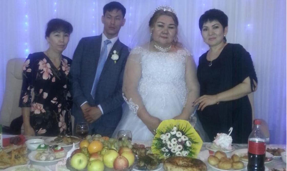 Невеста старше жениха почти на 20 лет: Казахстанцы поразились неравному браку (фото, видео)