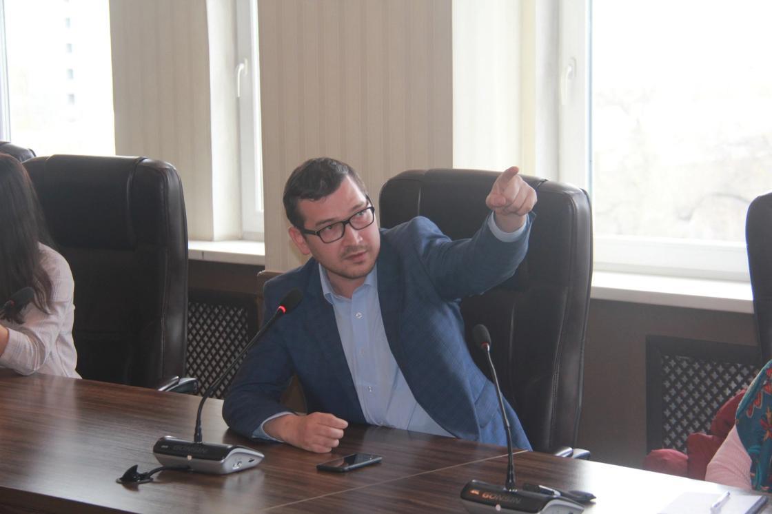 Член Общественного совета Яков Федоров