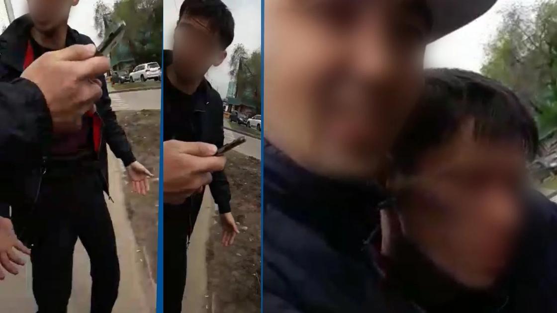 Пострадавшая считает, что парень вернувший телефон сам его и украл, а вернул из-за попадания на видео
