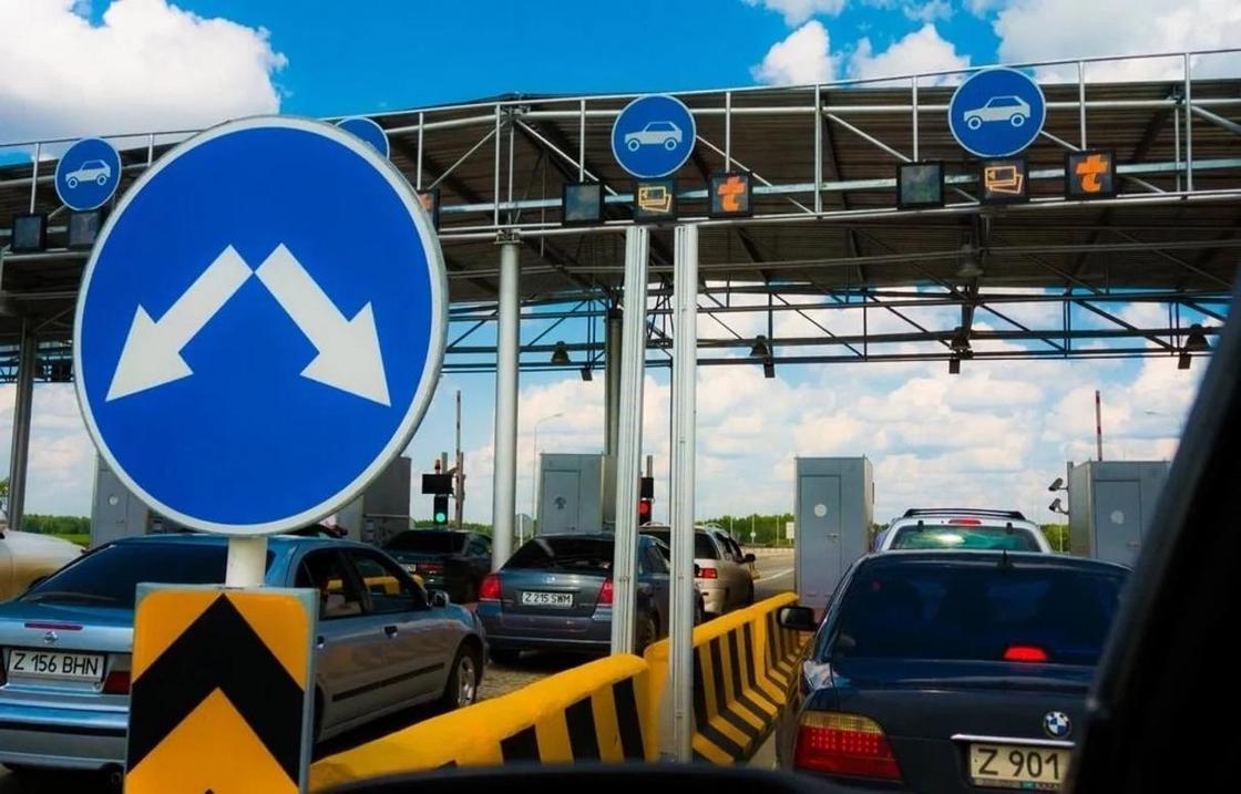 Система взимания платы заработает на трех казахстанских дорогах весной