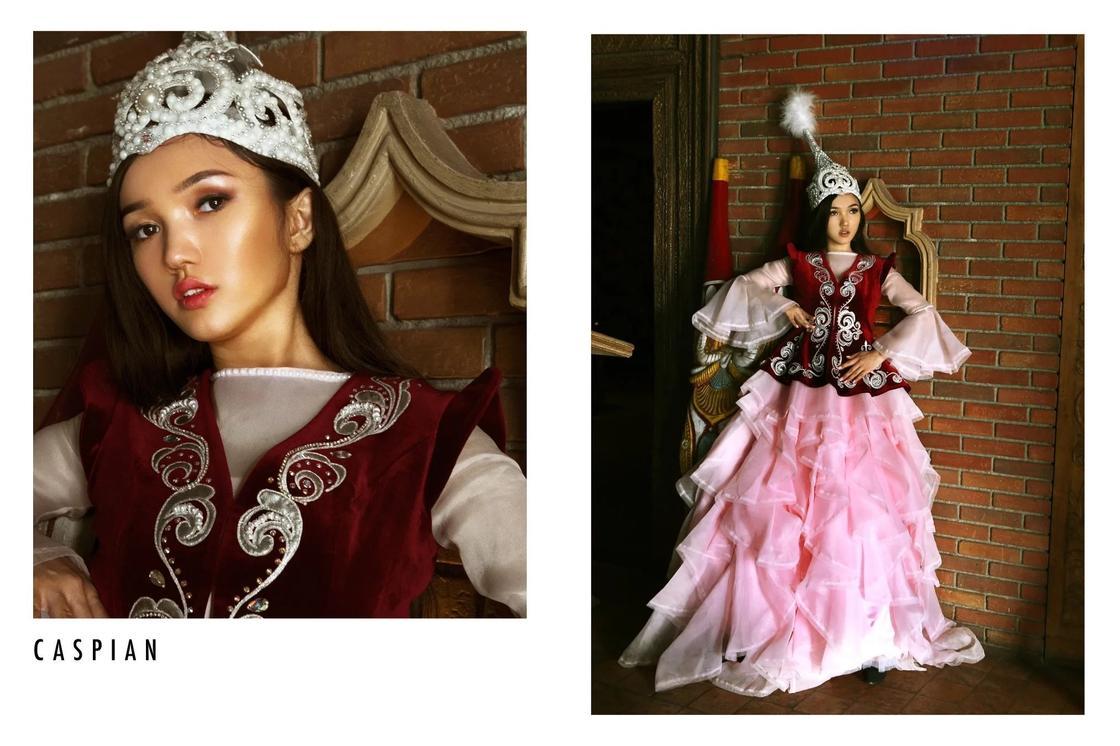 Красотки из Казахстана приняли участие в конкурсе супермоделей в Индии (фото, видео)