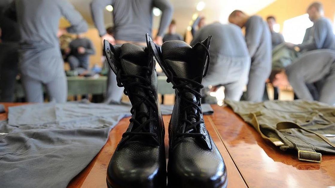 Полковник: В Казахстане нет уклонистов от службы в армии