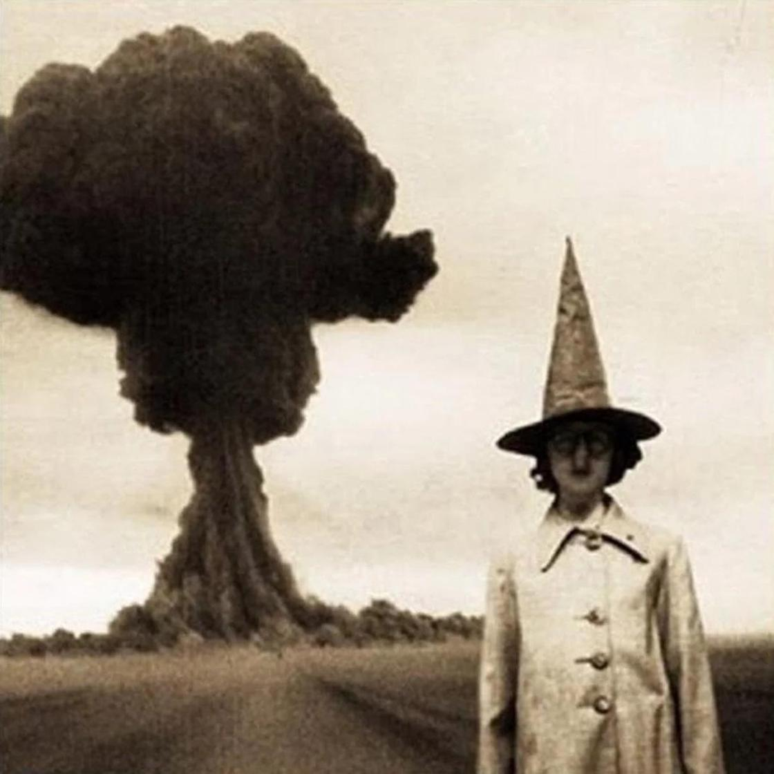 Реальные снимки, которые выглядят как кадры из фильмов ужасов