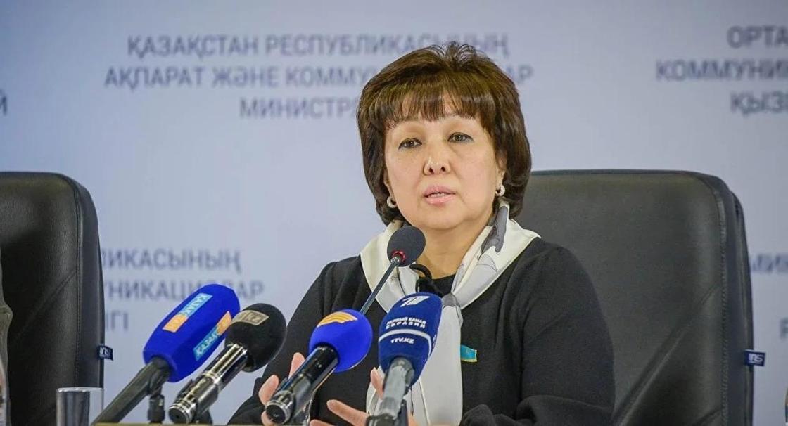Балиева нашла нарушения в «домах мамы» и попросила не пускать в детдома НПО (видео)