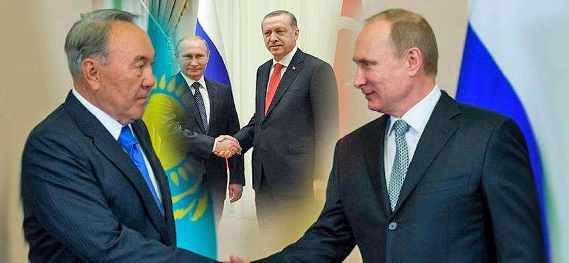 Ахметов: Назарбаев устроил встречу президентов России и Турции у себя в гостиничном номере